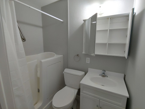 Bathroom - Handicapped Accessible