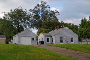 HANDICAPPED ACCESSIBLE3010 35th AvenueRock Island, Illinois Rent to Own for $845 per month (including taxes & insurance)2 Bedrooms, 1 Bathroom, Garage