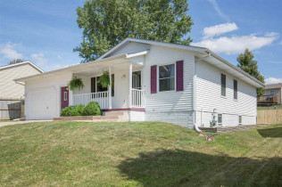 JUST REDUCED!! - RANCH HOME5335 N. Thornwood AvenueDavenport, Iowa Rent to Own for $1,299 per month (including taxes & insurance)4 Bedrooms, 2 Bathrooms, Garage