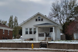 ALMOST READY3020 Harrison StreetDavenport, Iowa Rent to Own for $998 per month (including taxes & insurance)3 Bedrooms, 1 Bathroom, 2 Car Garage