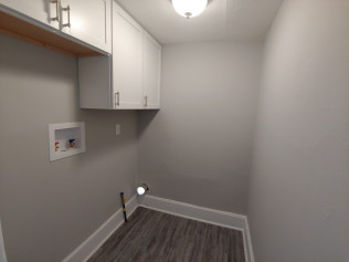 Pantry / Laundry Room
